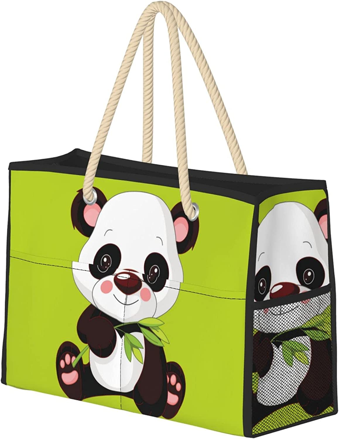 Panda Beach Bag Japan's largest assortment Tote Travel And Bags Special price For Bagtravel Women