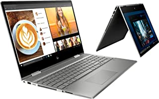 HP Envy x360 15 - 2-in-1 Laptop 10th Gen Intel 4-Core i7-10510U, 16GB, 1TB SSD PCIe, Webcam kill switch, 15.6 FHD Touchscr...