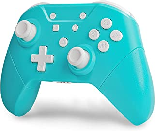 (Latest Version) Switch Controllers for Switch/Switch Lite,Wireless Pro Controller Joypad with NFC and Home Wake-Up Functi...