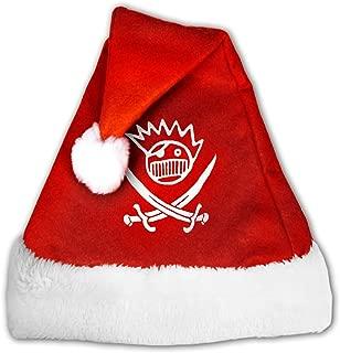 Ween Pirate Logo Christmas Santa Hat for Adult & Children