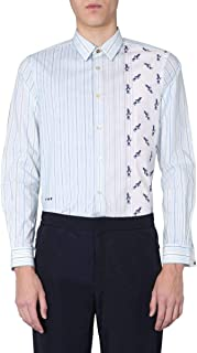 PAUL SMITH Luxury Fashion Mens M1R027UA0109242 Light Blue Shirt | Spring Summer 20