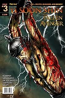 Yi Soon Shin: Fallen Avenger #3