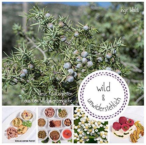 wild & unwiderstehlich: Neue Köstlichkeiten aus der Wildpflanzenküche