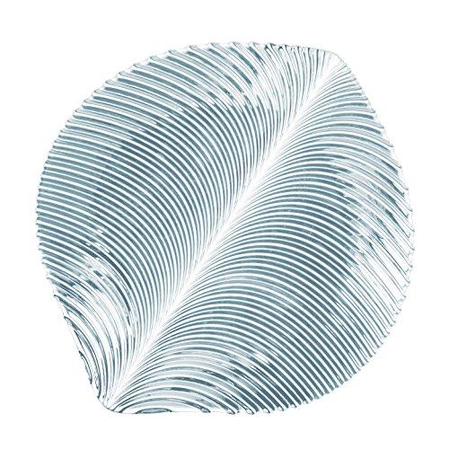 Spiegelau & Nachtmann, Salatteller, 2 Stück, Größe: 23 cm, Kristallglas, Mambo, 0098037-0