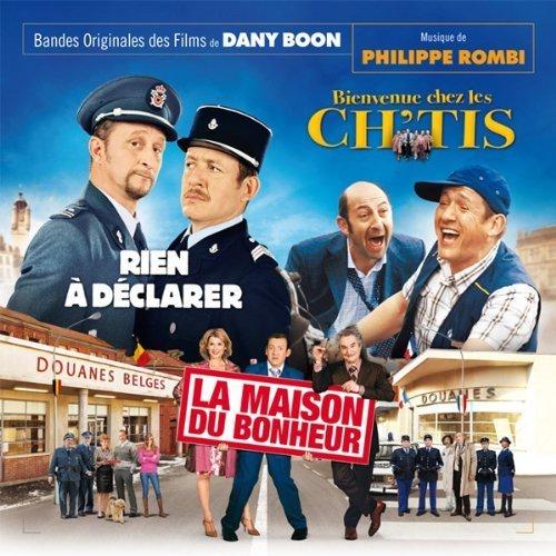 Rien a declarer / La Maison du Bonheur / Bienvenue chez les by Philippe Rombi [Music CD]