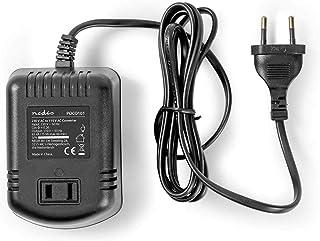 Nedis Stroomomvormer | 230 V AC - 110V AC | 75 W | Ongeaarde USA-Uitgang Zwart