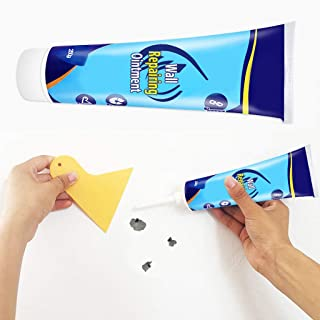 Wall Crack Repair Cream Concrete Patch Wall Paste Squeeze Tube Waterproof Whitening Non Stick Hole Repair Multi Use DIY Sealant Household Supplies Construction Restore Home Maintenance Cleaning Tool