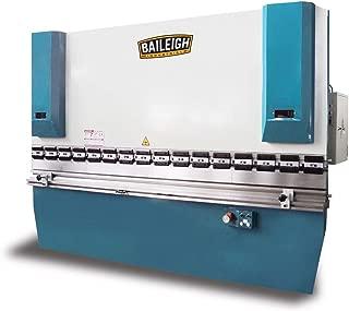 Baileigh BP-11210CNC CNC Hydraulic Press Brake, 3-Phase 220V, 10hp Motor, 112 Ton Pressure, 10' Bending Length
