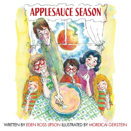 Applesauce Season audiobook cover art