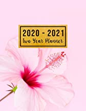 """2020-2021 Two Year Planner: 2 year monthly planner 2020-2021 8.5 x 11 