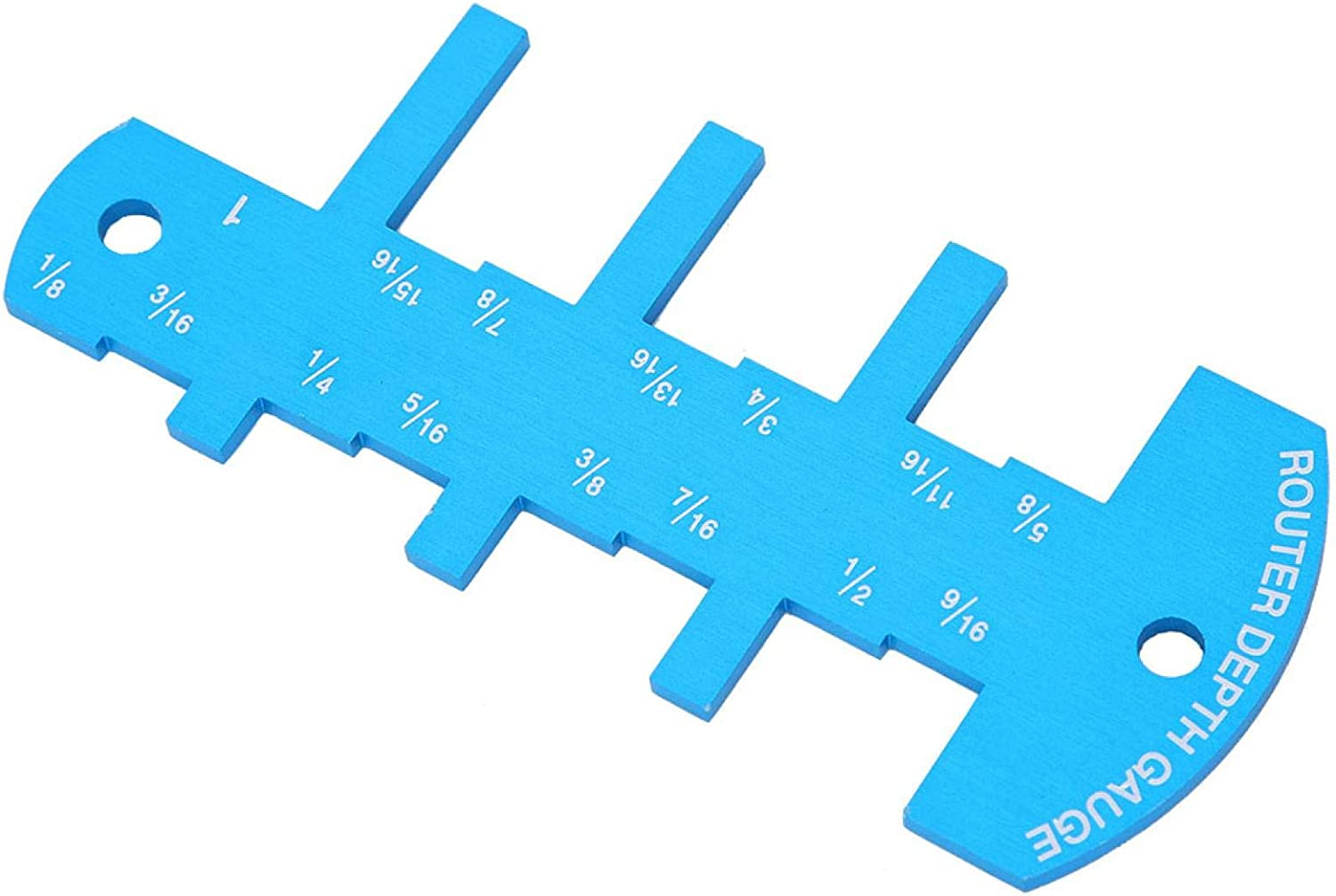 Woodworking Gadget Depth Convenient Table Max 60% Philadelphia Mall OFF Saw Ruler Measuring