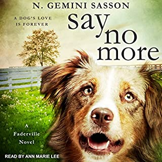 Say No More audiobook cover art