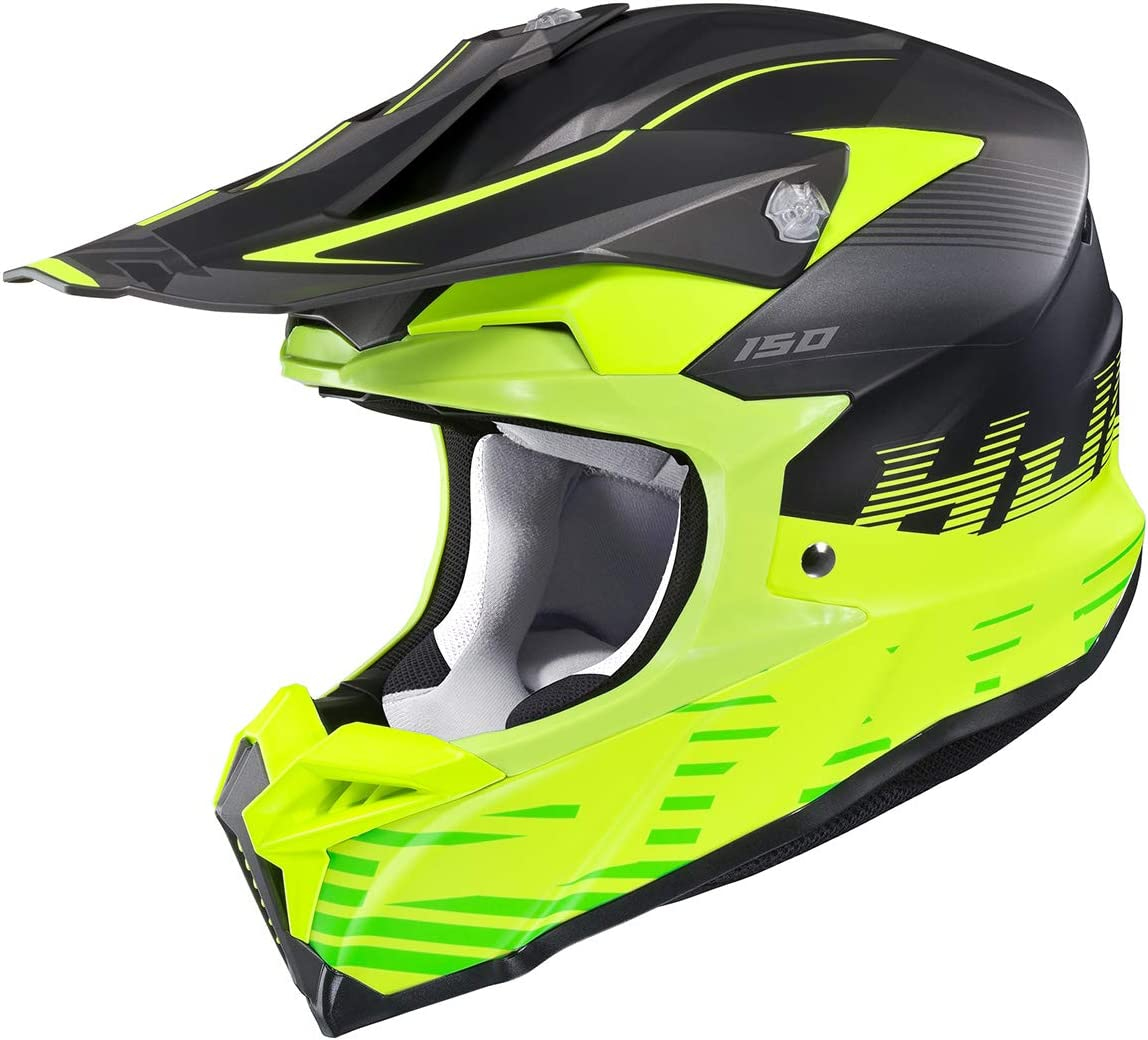 Fury HJC i50 Helmet Black//Grey XX-Large