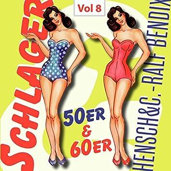 Schlager 50er & 60er, Vol. 8