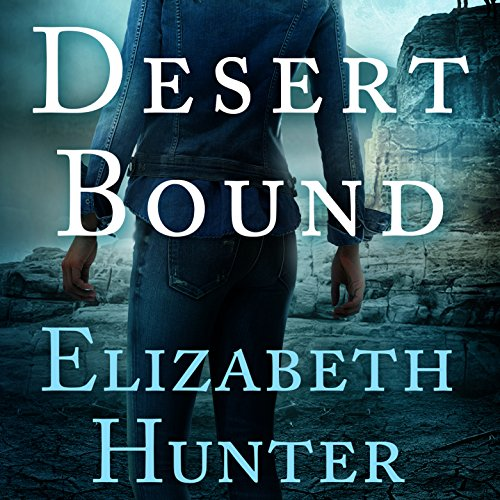 Desert Bound audiobook cover art