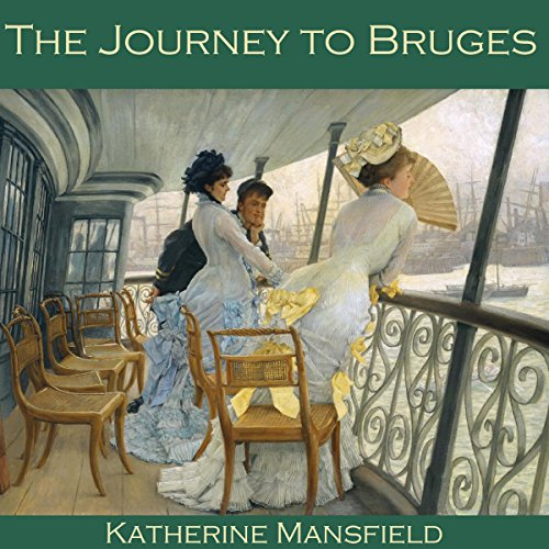The Journey to Bruges audiobook cover art