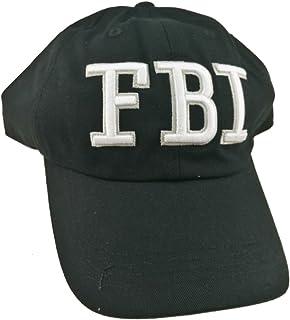 057ad747a36 Amazon.com  fbi hats - Hats   Caps   Accessories  Clothing