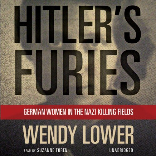Hitler's Furies audiobook cover art