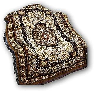 damask blanket