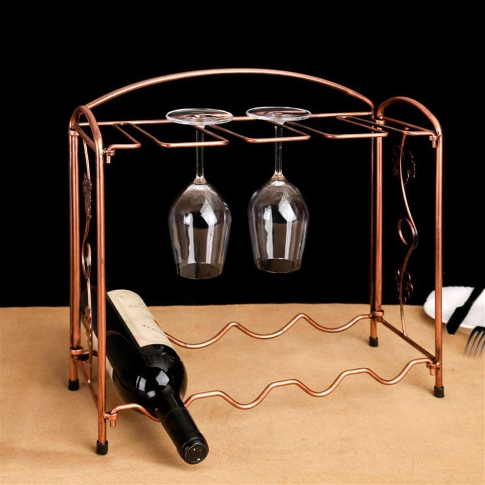 Tabletop Wine Rack Metal with 5% OFF Holder Glass Countertop Virginia Beach Mall