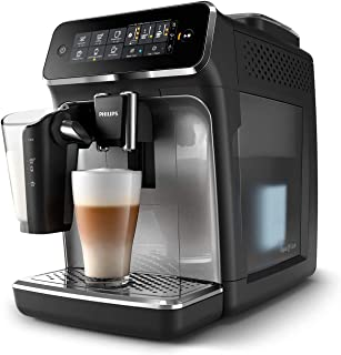PHILIPS Series 3200 Fully Automatic Espresso Machine, EP3246/70, 2 Year Warranty