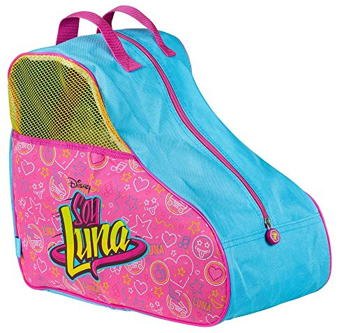 SOY LUNA Mädchen Rollerskate Tasche, Pink, 38x20x40