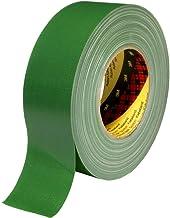 3M Premium weefseltape 389, geel, 50 mm x 50 m (1-pack)