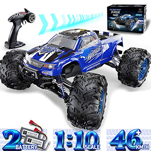 Soyee RC Cars 1:10 Scale RTR 46km/h High Speed Remote Control Car All...