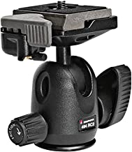 Mini Ball Tripod Head with RC2 Quick Release Replaces Manfrotto 484RC2