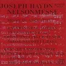 Joseph Haydn: Nelsonmesse Missa In Angustiis, D-Moll 1798