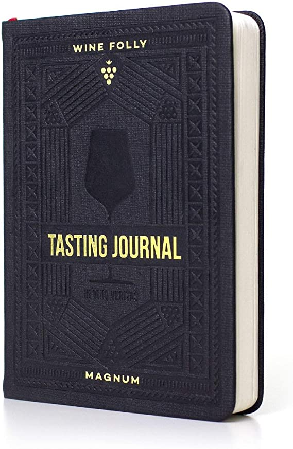 Wine Folly - Wine Tasting Journal (Notebook)