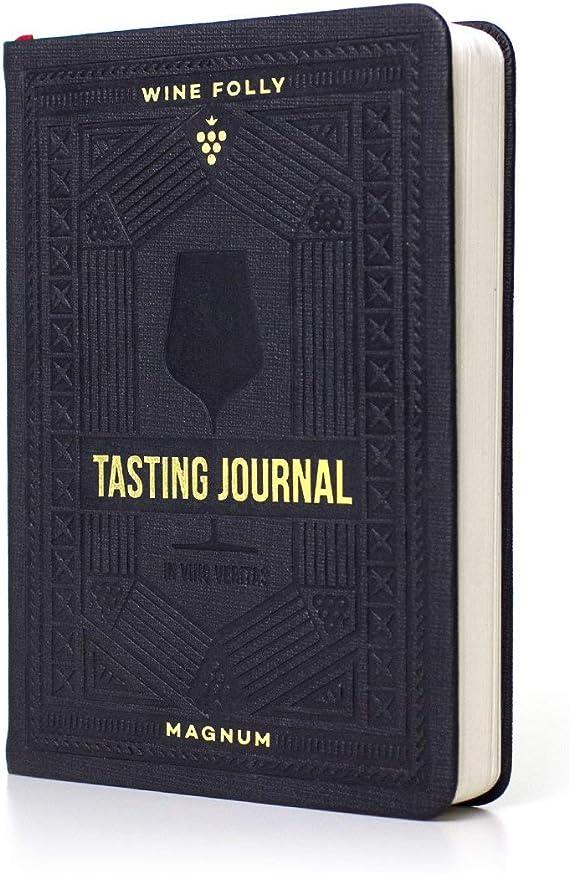 Wine Folly - Wine Tasting Journal (Notebook)