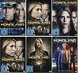 Homeland Seasons 1-6