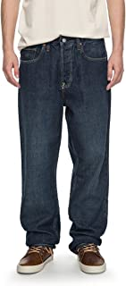 DC Men's Worker Relaxed Stone Wash