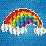 Diamond Dotz Complete Diamond Facet Art Kit Ever Living Rainbow