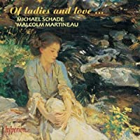 Of Ladies & Love... Song Recital