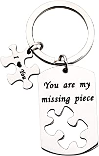 you are my missing piece necklace