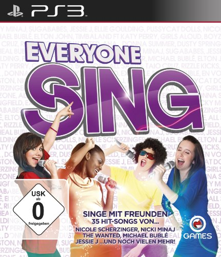 Everyone Sing [import allemand]