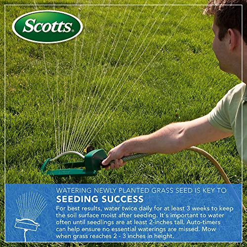 Scotts Turf Builder THICK'R Lawn Tall Fescue Mix, 12 lb.
