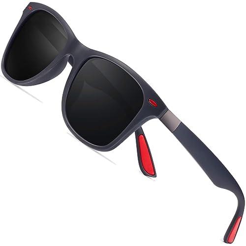 1a349c22323b Polarized Sunglasses for Men Retro - FEIDU Polarized Sunglasses for Men  Sunglasses Man FD2150
