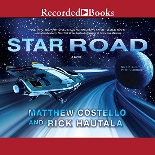 Star Road Audiobook By Matthew Costello, Rick Hautala cover art