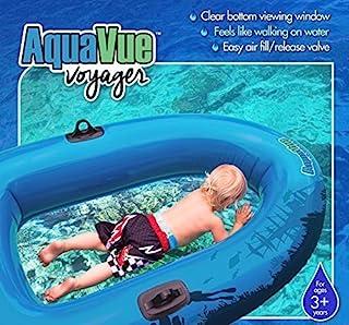 Sieco Design AQUAVUE Voyager ، پاک کردن تورم با تورم پایین ، برای کودکان و بزرگسالان