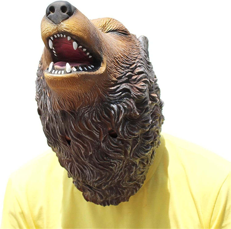 Fly Halloween Party Party Bar Cosplay Spoof Unheimlich Requisiten Xiaotian Wolf Latex Maske Maske B07H5Y98JZ Verbraucher zuerst | Trendy