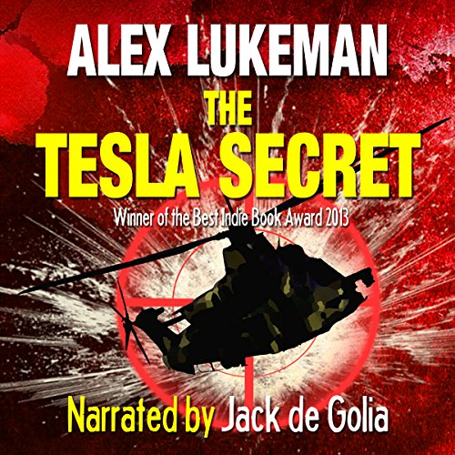The Tesla Secret audiobook cover art