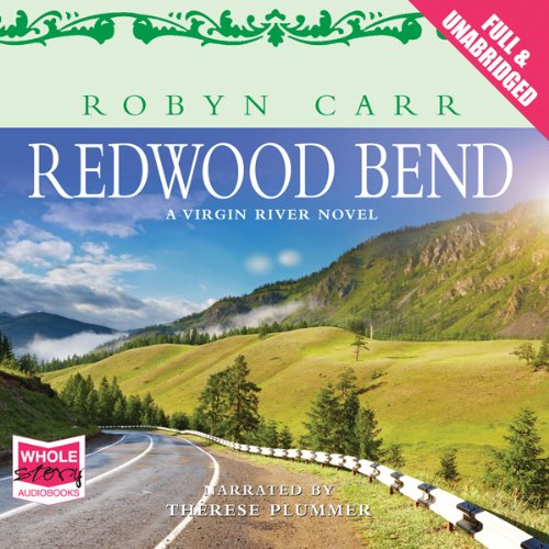 Redwood Bend audiobook cover art