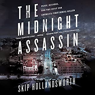 The Midnight Assassin cover art