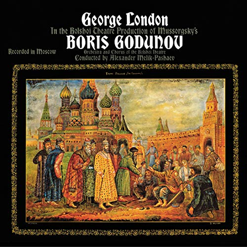 Boris Godunov - Musical Folk Drama in Four Acts: It is not death that is hard to bear...