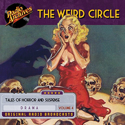 The Weird Circle, Volume 4 audiobook cover art