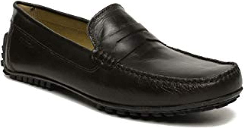 Ruosh Men's Brown Loafers-7.5 UK India (41 EU)(AW18 SETI 03G)