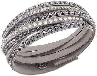 Swarovski 5021033 Slake Deluxe Gray Bracelet
